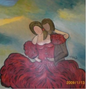 tableau personnages : tango argentin